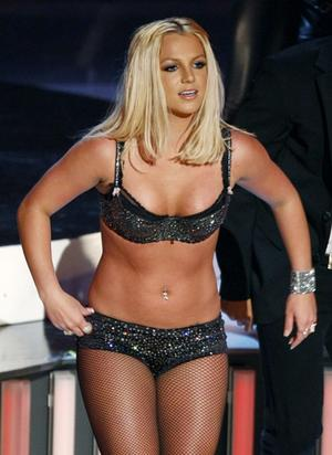BritneyNoVMA2007