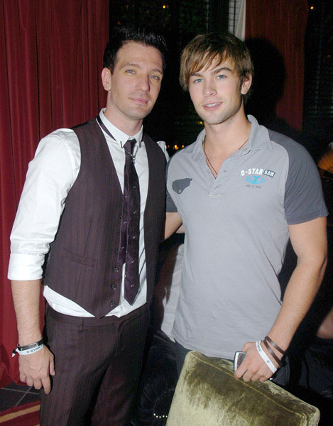 Chace crawford bisexual jc chasez